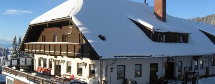 Winter-Terrasse